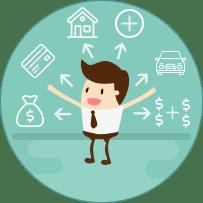 at slickcashloan.com you can get personal loans