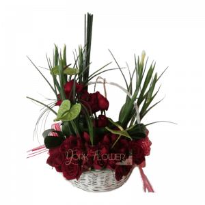 bouquet de fleurs casablanca